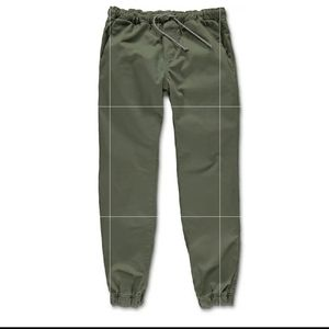 Freeworld Remy Olive Jogger Pants Small